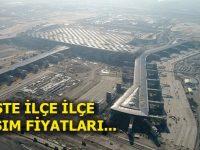 İstanbul Yeni Havalimanı'na ulaşım ücreti ne kadar olacak?