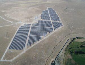 Akfen Enerji'nin Van güneş santrallerinde üretim başladı