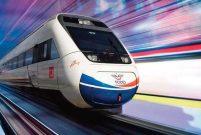 Samsun-Ankara arası yüksek hızlı tren ile 2 saate düşecek
