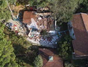 Adnan Oktar'ın kaçak villasındaki yıkım 1 haftayı bulacak