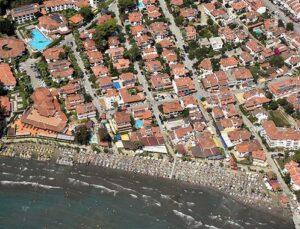 Turistler en fazla Antalya'da geceledi