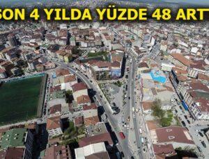 İstanbul Havalimanı Arnavutköy'de konutları değerlendiriyor