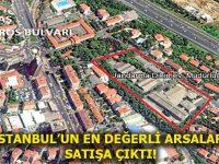Beşiktaş'taki Jandarma arsası Astaş Gayrimenkul'e satıldı