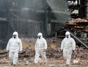 Binaların yıkımında asbest tehdidine son