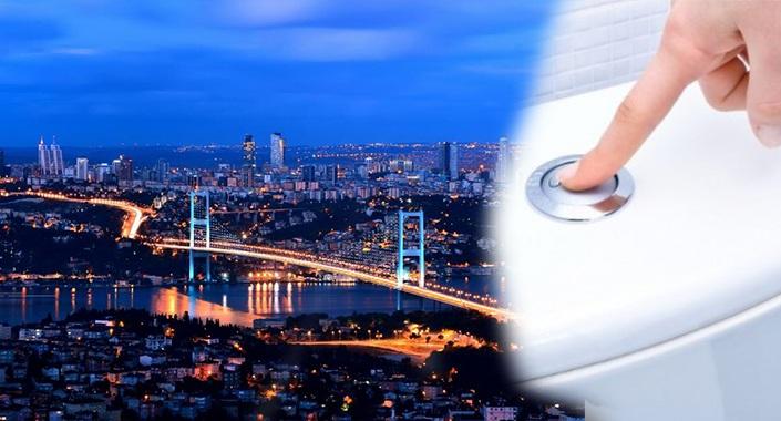 İstanbullu iki baraj dolusu suyu tuvalette kullanılıyor