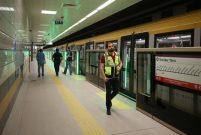 Üsküdar-Çekmeköy metrosu ilk günde 179 bin 612 yolcu taşıdı