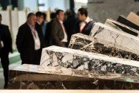 İtalya'da doğaltaş fuarının gözdesi Türk taşları