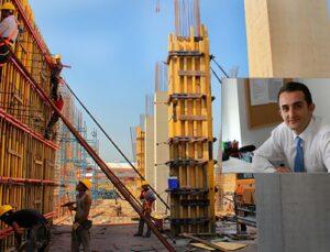 Ilıcalı: İnşaat sektörü ve sürdürülebilirlik ayrı düşünülemez