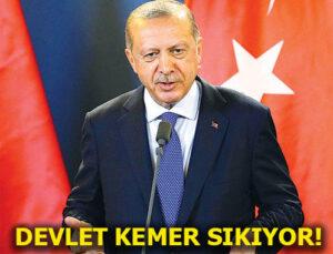 Başkan Erdoğan 2019 Yatırım Programı genelgesini yayımladı