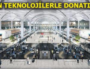 İstanbul Yeni Havalimanı'nda uçağı kaçırmak neredeyse imkansız