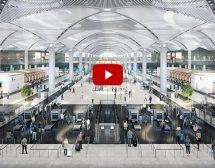 İstanbul Yeni Havalimanı 29 Ekim'de hizmete giriyor