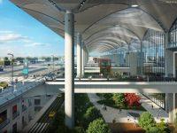 Yeni Havalimanı'na her gün 150 otobüsle 75 bin kişi taşınacak