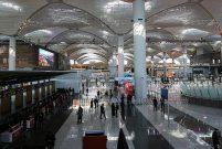 İstanbul Havalimanı'nda sefer hazırlıkları sürüyor