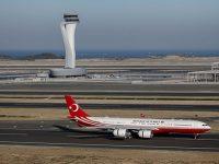 Erdoğan'ın uçağı İstanbul Havalimanı'na iniş yaptı