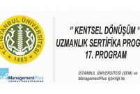 17. Kentsel Dönüşüm Uzmanlık Sertifika Programı 20 Ekim'de