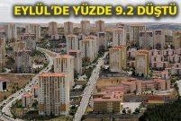 Eylül ayı konut satışları istatistiği açıklandı