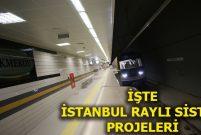 İstanbul'da hangi metro hattı ne zaman açılacak