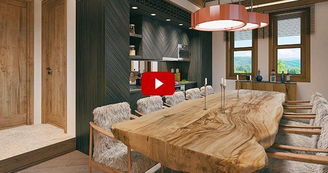 Mihalangoz Köy Evleri'nin tanıtım videosu