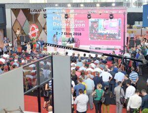TÜYAP Adana Çukurova Mobilya Dekorasyon Fuarı kapılarını açtı