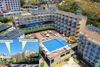 Alanya Nox Inn Beach beş yıldızlı hotel olacak
