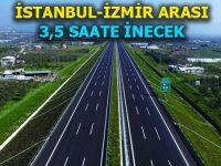 Gebze-Orhangazi-İzmir Otoyolu'nun yüzde 95'i tamamlandı