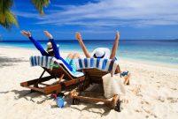 2019'da bir hafta izin alan 40 güne yakın tatil yapabiliyor