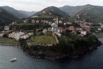 Trabzon'daki Akçakale Kalesi restorasyona hazırlanıyor