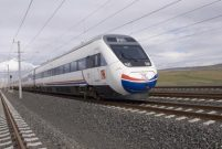 Demiryolu yapımında yüzde 90 yerliliğe ulaşıldı