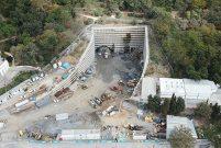 Dolmabahçe-Levazım Tüneli'nde son durum