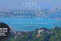Verra Suites Beykoz basınla buluşacak