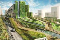 Yeşil binalar şehirleri doğayla buluşturacak