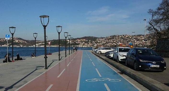 Bisiklet ve yürüyüş yolu yapma zorunluluğu geliyor