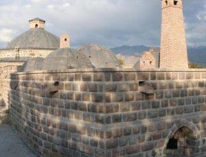 470 yıllık Çadırcı Hamamı'nın restorasyonunda sona gelindi