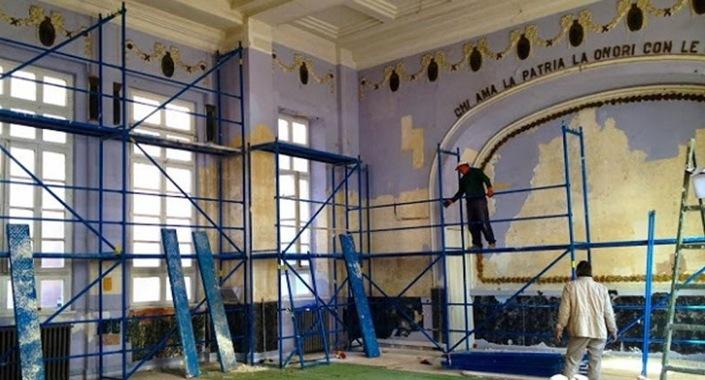 Tarihi Casa Garibaldi Binası 10 yıllığına TÜRSAB'ın