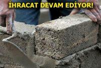 TÇMB, çimentonun 8 aylık verilerini açıkladı