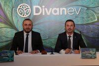 Yataş, yeni markası Divanev'i Furniture İstanbul'da tanıttı