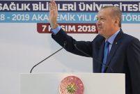 Başkan Erdoğan Bilkent Şehir Hastanesi için tarih verdi