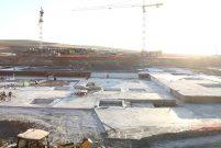 Ankara Uluslararası Fuar Alanı inşaatı tam gaz