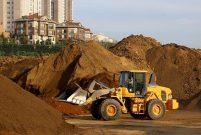 İstanbul'un hafriyat toprağı altına dönüştürülüyor