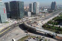 Başkent trafiğini rahatlatacak çalışmalarda sona yaklaşıldı