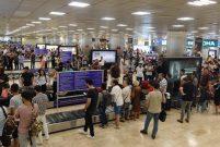 Hava yolu yolcu sayısı 10 ayda 183 milyona yaklaştı