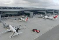 İstanbul Havalimanı'ndan Trabzon ve Adana uçuşları başladı