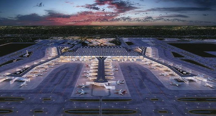 İstanbul Havalimanı otopark ücretiyle de fark atıyor
