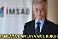 İMSAD Başkanı Erdoğan vatandaşları su israfına karşı uyardı