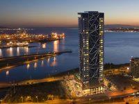İzka Port Bayraklı'da 144 daire yer alıyor
