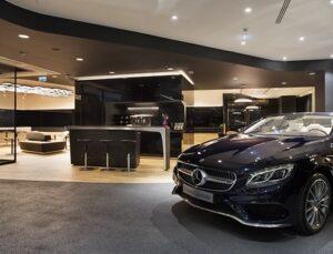 Boytorun'dan Mercedes Benz Gelecek Otomotiv'e dijital showroom