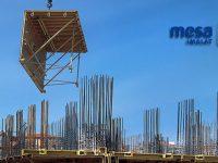 Mesa'nın kalıp fabrikasına Alman ve ABD'li ortaklar gelecek