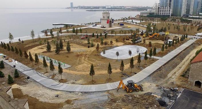 İstanbul'da 5 millet bahçesi hafta sonu açılıyor