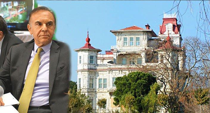 Mehmet Nazif Günal, İpar Köşkü'nü niçin satışa çıkardı?