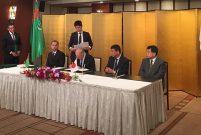 Rönesans Holding'ten Türkmenistan'a bir yatırım daha